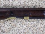 English Flintlock Officers Pistol - 6 of 9