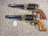 Pair of Italian Percussion Revolvers