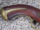 Pedersoli Harpers Ferry 1807 Flintlock Pistol - 4 of 5