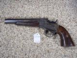 Rem. Model 1867 Navy Rolling Block Pistol