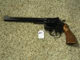 S&W Model 14 Target Masterpiece