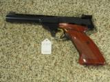 Browning Medalist Target Pistol