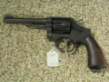 S&W Victory WWII Revolver