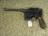Mauser Broomhandle Model 1896
