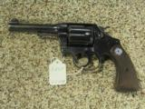 Colt Police Special 1st Issue