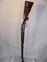 Heym Engraved O/U Double Rifle