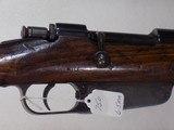 Italian Carcano Model 1938 Calvary Carbine