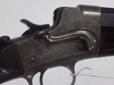 Rem. Hepburn B Match Rifle - 5 of 8