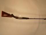 Wesley & Scott Dbl. Rifle
