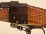 Westley Richards Rifle*** CROSS OVER STOCK ****RIGHT HAND SHOOTER USING LEFT EYE *** - 2 of 12
