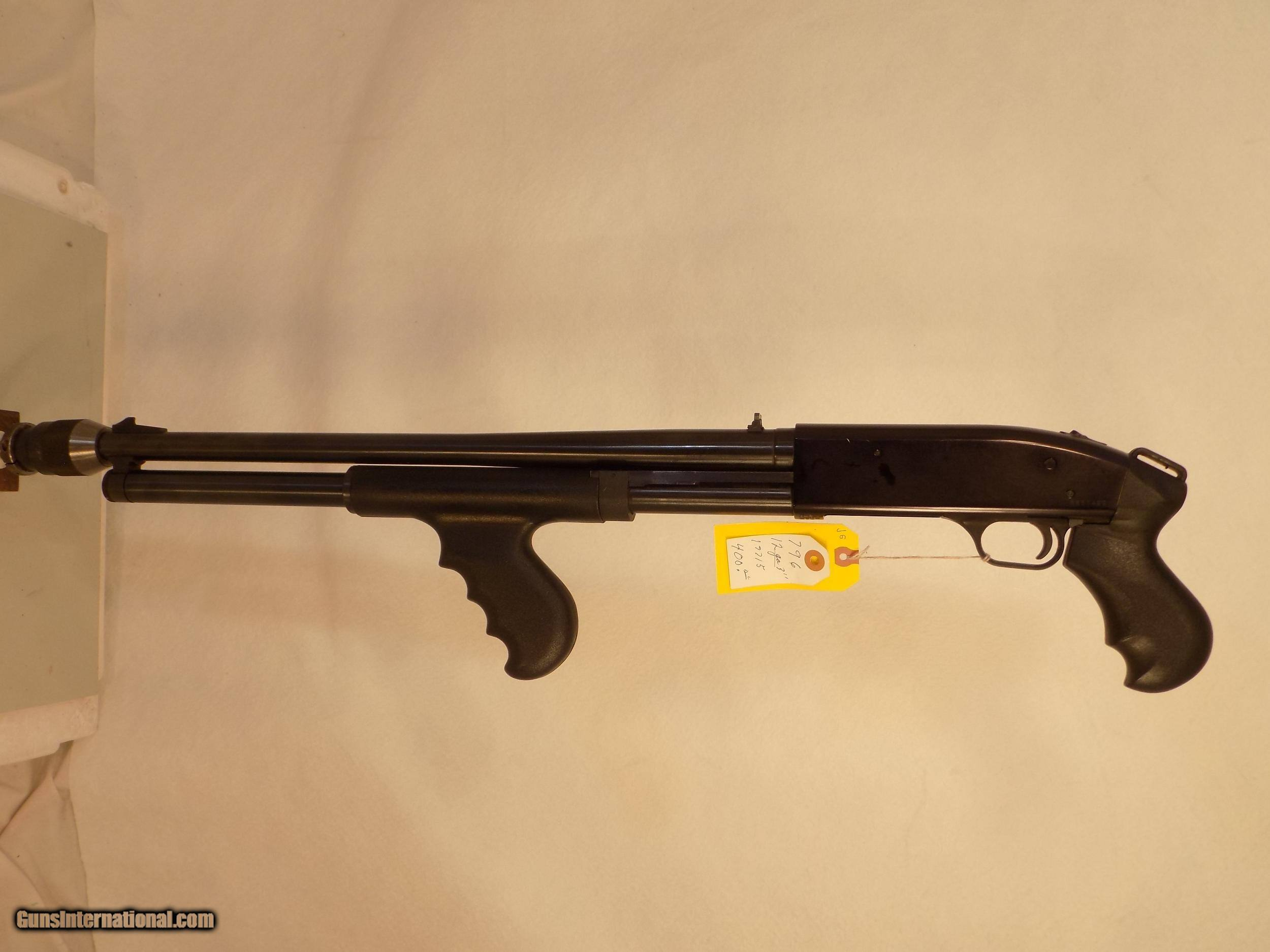 Mossberg Model 500AT Police Gun for sale
