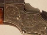 Stevens Model 51-44 Engraved Rifle - 2 of 10