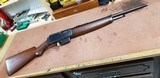 Winchester 1910 .401 self loader First year
