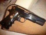 Colt Delta Elite 10mm Blue FIRST EDITION Early w/ display BOX