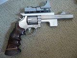 "S&W 686 6"" by Power Custom Grand Master w/ C More Systems Sight 98%+"