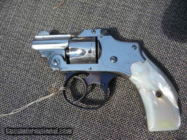 Smith & Wesson BICYCLE Revolver 32 cal RARE 1 1/2