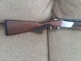 "Browning Cynergy CX 30"" Barrels Great Condition 12 ga"