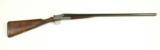 Wm. Powell 12 gauge Sidelock - 2 of 9