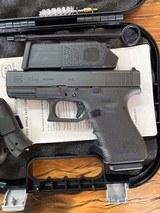 GLOCK 19 Gen4 M.O.S. 9mm 15RD NIB - 3 of 3