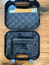 GLOCK 23 .40 CAL. 4INCH 13RD - LIGHTLY USED