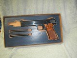 Smith & Wesson Model 41 .22LR.