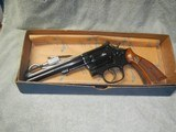 Smith & Wesson Model 17-4 .22 LR.
