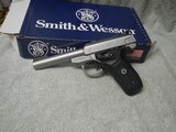 Smith & Wesson Victory Pistol .22 LR.