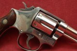 Smith & Wesson 10-5 38 Spl Nickel - 6 of 14