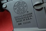 Smith & Wesson M&P-15 5.45x39 - 8 of 15