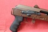Zastava PAP M92 7.62x39 pistol with upgrades - 2 of 15