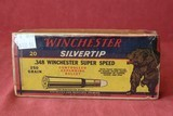 Winchester Silvertip 348 Win - 1 of 5