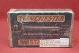 winchester stanyless 35 winchester ammunition