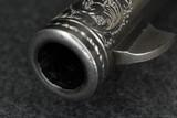 Colt New Service 45 Colt custom engraved - 9 of 15