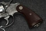 Colt New Service 45 Colt custom engraved - 4 of 15