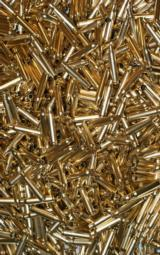 1000 pieces of .223 / 5.56 Lake City once fired brass casings - 1 of 6