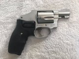Smith & Wesson 642 Airweight .38 special + p