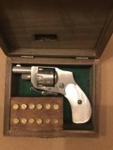 "C&R Kolb ""Baby Hammerless"" .22 Revolver"