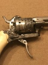 French Pinfire 8mm Revolver - 5 of 8