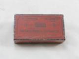 Eagle Metallic Cartridge Co. Early 38 S & W Blanks - 1 of 3