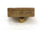 U.S. Cartridge Co. 44 Colt New Breech Loading Army Picture Box - 2 of 3