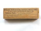 Frankford Arsenal 45 Long Colt For 1909 Revolvers - 3 of 7