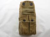 Unissued Bundle Of World War One Clip Pouches for 1911 Pistols - 1 of 3