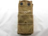 Unissued Bundle Of World War One Clip Pouches for 1911 Pistols - 3 of 3