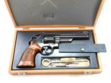 Smith & Wesson Model 25-2 Model1955 45 A.C.P./ 45 Auto Rim With Display Box - 3 of 9