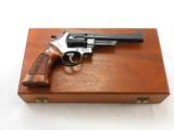 Smith & Wesson Model 25-2 Model1955 45 A.C.P./ 45 Auto Rim With Display Box
