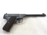 First Model Colt Pre Woodsman 22 Long Rifle - 1 of 7