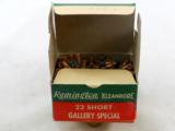 Remington 22 Short Gallery Special Boxed Shells - 2 of 3