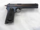 Colt Civilian Model 1902 Long Slide With factory Paper
