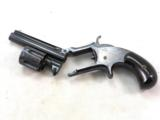 Smith & Wesson Model 1 And 1/2 Second Issue Bottom Break 32 Rim Fire Pistol - 5 of 9