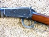 Winchester Model 1894 Take Down Rifle In 32 Winchester Special - 10 of 12
